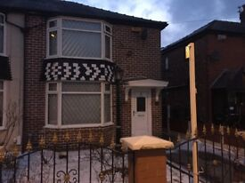 Beautiful 3 bed, semi detached, 2 bathrooms, conservatory & 2 gardens