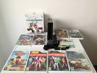 Nintendo Wii in Excellent Condition with 10 Games ideal Christmas present