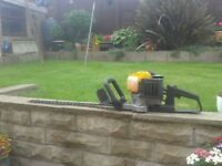 Mculloch petrol hedge trimmer for sale