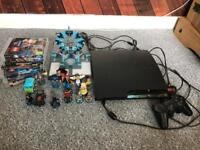 PS3 LEGO DIMENSIONS + CHARACTERS AND GAMES