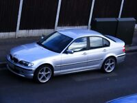 BMW 318 two liter petrol manual for swap