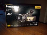 PANASONIC HC-VXF990EBK 4K Ultra HD Camcorder