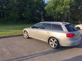 Audi A4 Avant, S Line, 2.0L TDI, 168bhp