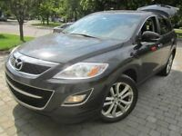 2011 Mazda CX-9 GT, AWD, 7 passenger, Heated Leather, P. Sunroof