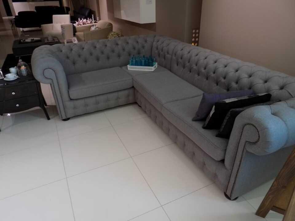 Ecksofa Chesterfield, Möbel nach Maß direkt vom der Hersteller