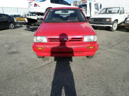 FORD FESTIVA WA 1992 HATCHBACK WRECKING VEHICLE S/N V6732 Campbelltown Campbelltown Area Preview