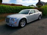06 chrysler 300c 3.0crd low miles *may px*