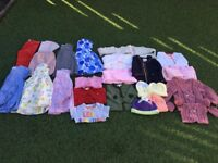 A range of designer baby girl clothes 6mth - 2 yr excellent condition