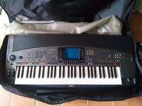 YAMAHA PSR8000 MUSIC KEYBOARD WORKSTATION