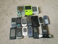 Phones joblot