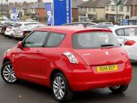 SUZUKI SWIFT 1.2 SZ3 3dr * Full Leather * (red) 2014