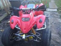 Apache 250cc road legal