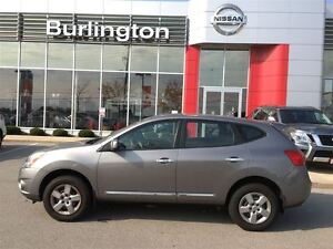 2012 Nissan Rogue S FWD, ACCIDENT FREE !
