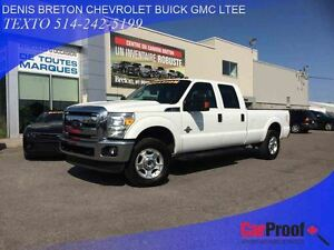 2012 Ford F-250 SUPER DUTY TURBO DIESEL 6.7L XLT