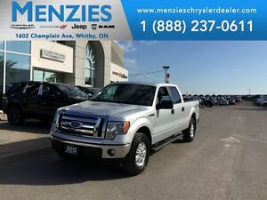 2012 Ford F-150 XLT, 4x4, Hitch, Bluetooth, Alloys, Clean Carpro