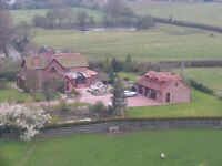 A beautiful 4 bedroom unfurnished country home to rent on long term bassis only