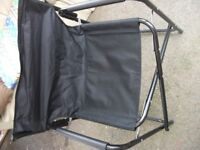 FREE DIRECTORS CAMPING FOLDING CHAIR