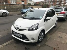 Toyota Aygo Fire (2013) 1L, £0 Tax, 5 doors, very low mileage