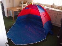 Beach shelter large Monodome shape as new