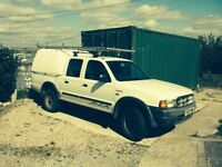 Ford ranger king cab 4x4