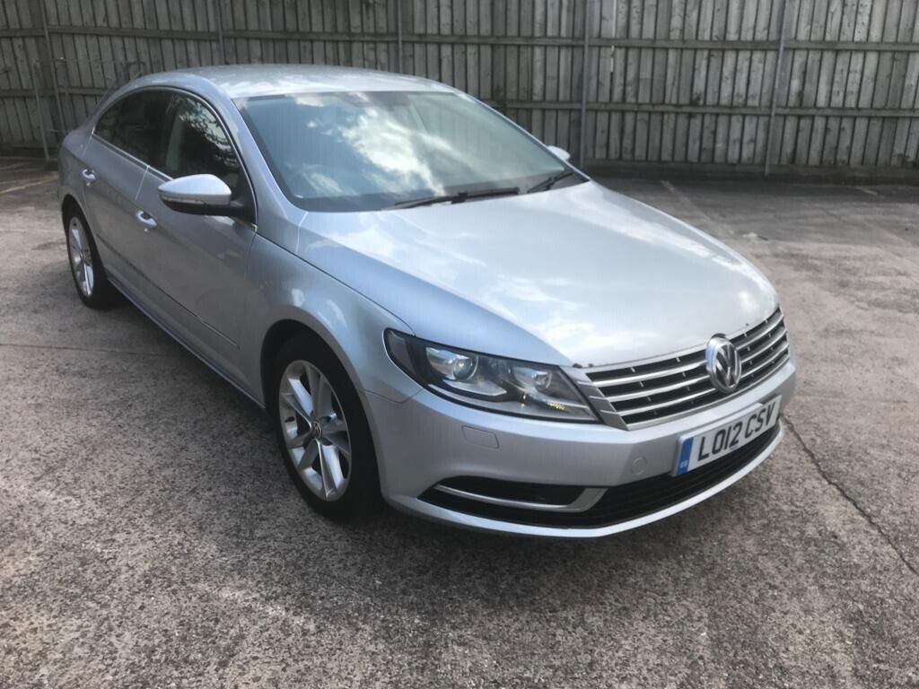 Volkswagen CC 2 0 TDI BlueMotion Tech Coupe 2012 12 PLATE NEW SHAPE FULL  SERVICES HISTORY | in Walsall, West Midlands | Gumtree