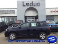 2015 JEEP COMPASS SPORT - ONLY 512 KMS! - GET APPROVED TODAY! Edmonton Edmonton Area Preview