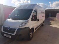 CITROEN RELAY 35 L3H2 HDI ONE OWNER FULL SERVICE HISTORY 2013REG LWB FOR SALE