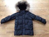GAP Black Winter Coat - Size 4-5