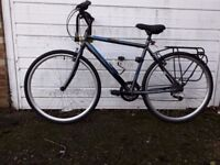 FREE Accessories with Dawes 20' Hybrid Mens Bicycle
