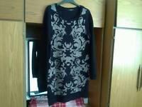 Size 16 jumper dress