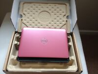 Dell Inspiron Mini 10 Netbook in pink