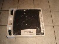 MITSUBISHI ELECTRIC - TV STAND TYPE CT-21A5 - BRAND NEW - IN ORIGINAL BOX - PERFECT CONDITION