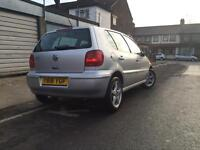 Lovely looking Volkswagen Polo 1.4 2001 Automatic Excellent drive bargain!
