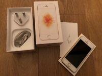 Gold iPhone SE 32gb