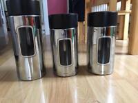 Brabantia storage tins