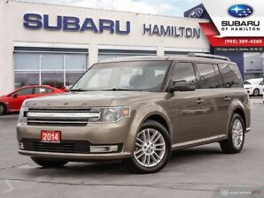 2014 Ford Flex SEL FULLY LOADED | ACCIDENT FREE