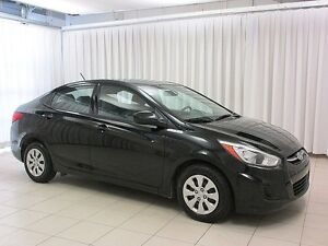 2016 Hyundai Accent IT'S A MUST SEE!!! SEDAN w/ HEATED SEATS, BL