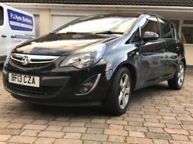 Vauxhall Corsa SXi 1.2l 16v 5dr Black