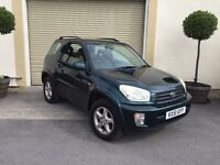 Toyota RAV4 2.0 4WD In Lovley Condition !!