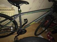 Land Rover pedal bike