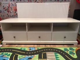 Ikea Liatorp TV bench for sale