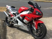 Yamaha YZF R1 1999 with years MOT. Fully serviced