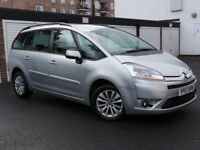 Citroen Grand C4 Picasso 1.6 HDi 16v VTR+ EGS 5dr£2,295 p/x welcome 3 MONTHS WARRANTY. NEW TURBO