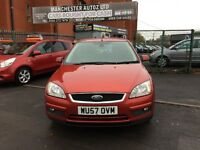 Ford Focus 1.8 TDCi Ghia 5dr SERVICE HISTORY,