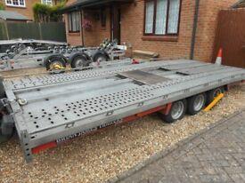 Car Van Trailer breakdown recovery towing service Surrey Guildford Hants