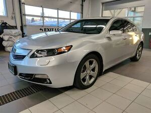 2012 Acura TL Tech AWD - One Owner - Low KM!