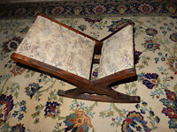 Edwardian Rocking Foot Stool - Excellent condition