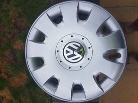 "Voltswagon 16"" Wheel Trims"