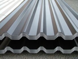 BOX PROFILE. CORRUGATED. COATED/UNCOATED/ UK DELIVERY. CUT TO ANY LENGTH