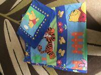 Winnie the Pooh single bedding set